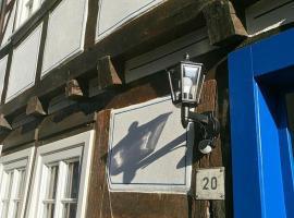Ferienwohnungen Homberger Altstadt, Pension in Homberg