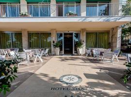 Hotel Silver, отель в городе Милано-Мариттима