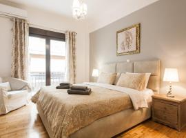 Nicholas Point Apartments and Rooms, serviced apartment in Athens