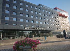 Quality Hotel Grand Royal, hotell i Narvik
