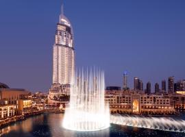Address Downtown, hotel di Dubai