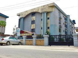 Sissi Hotel, hôtel à Port Harcourt