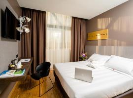 Hotel Da Porto, отель в Виченце