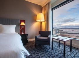 Radisson Blu Hotel Zurich Airport, hotel en Kloten