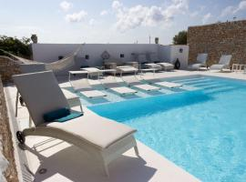 Hotel Macondo, hôtel à Lampedusa
