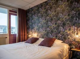 Hotel Villa Flora, hotel dicht bij: Station Overveen, Hillegom