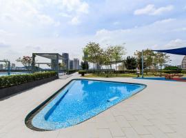 Encorp Strand Residences at Kota Damansara, hotel di Kota Damansara