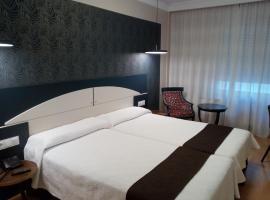 Hotel Sercotel Corona de Castilla, отель в городе Бургос