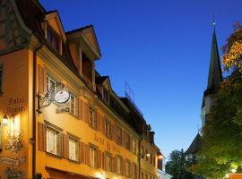 Hotel Garni Krone, отель в городе Радольфцелль