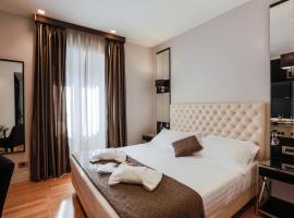 Floris Hotel, hotel in Via Nazionale, Rome