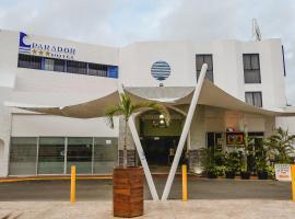 Hotel Parador, hotel in Cancún