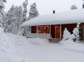 Villa Hanhi, mökki Rovaniemellä