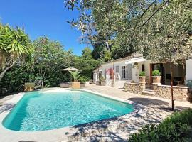 Villa Riviera, hotel with jacuzzis in Cannes