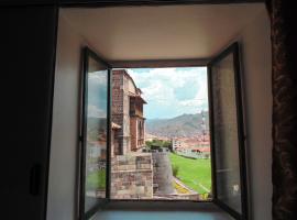 Sight Qoricancha, B&B in Cusco