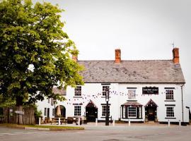 The Carden Arms, hotel near Aldersey Green Golf Club, Tilston