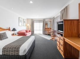 Best Western Ambassador Motor Inn & Apartments, motel in Wagga Wagga