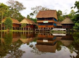 Yaku Amazon Lodge & Expeditions, cabin in Paraíso