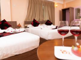 Hotel Chicago, hotel in Yangon
