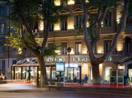Hotel Imperiale, hotel in Via Veneto, Rome