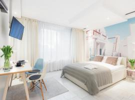 VISIONAPARTMENTS Baarerstrasse - contactless check-in, Hotel in Zug