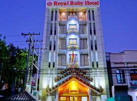 Royal Ruby Hotel Mandalay, hotel in Mandalay