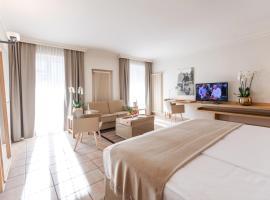 Villa Favorita - Parkhotel Delta, отель в Асконе