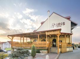 Hotel IRIS – hotel w mieście Pavlov