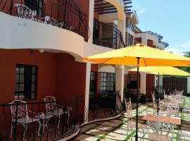 Machakos Suites Luxury Hotel, hotel in Machakos