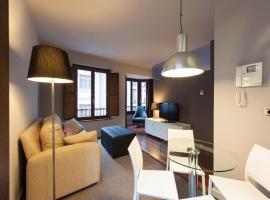 Apartamentos Moros 41, apartment in Gijón