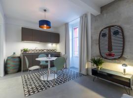 L'Abeille - Boutique Apartments, hotel near Cimiez Monastery, Nice