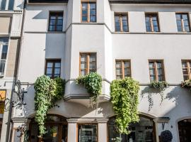 Hotel und Aparthotel Altes Posteck, hotel in Reichenbach im Vogtland