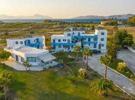 Anthia Apartments, budget hotel in Marmari