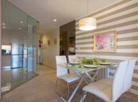 Apartamento Aravirma, hotel cerca de Nuevo Estadio de Los Cármenes, Granada