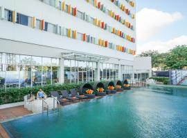 HARRIS Hotel Batam Center, hotel near Barelang Bridge, Batam Center
