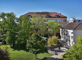 Hotel Central, hotel in Frankenthal
