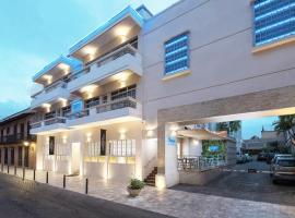 Hodelpa Caribe Colonial, отель в городе Санто-Доминго
