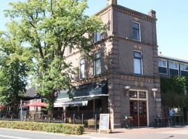De Roode Leeuw Terborg, hotel in Terborg