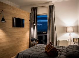 Panoramica dei Templi B&B, hotel a Agrigento