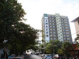 Amazon Plaza Hotel, hotel em Cuiabá