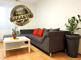 Private Big Appartment 59m2 - NEAR AIRPORT BASEL ST LOUIS, hotel in Saint-Louis