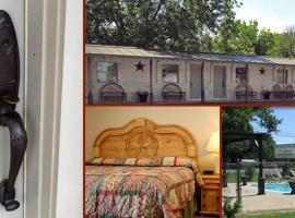Country Inn & Cottages Motel, motel in Fredericksburg
