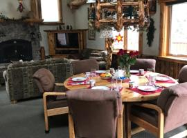 Sonnenhof Lakewood Manor Bed and Breakfast., vacation rental in Estes Park