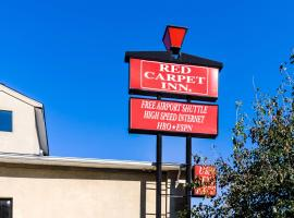 Red Carpet Inn NewarK - Irvington NJ, hotel near Newark Liberty International Airport - EWR, Irvington