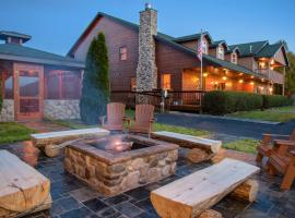 Berry Springs Lodge, vacation rental in Sevierville