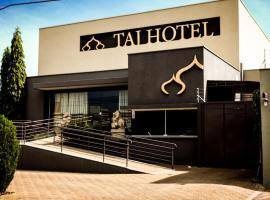 Taj Hotel, hotel in Três Lagoas