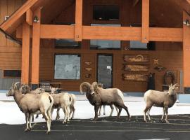 Yellowstone Village Inn and Suites, hotel in Gardiner