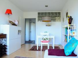 Bright and cozy apartment in a quiet area - free parking, CENTRAL, apartment in Salzburg