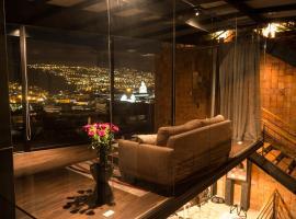 Hotel Casa Gardenia, hotel em Quito