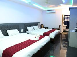 Sree Durga Hotel Hill View, hotel in Madikeri