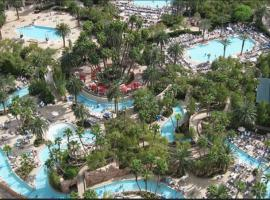 Luxury Studio at MGM Signature, Great Location, Awesome Lazy River Pool, vacation rental in Las Vegas